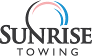 Sunrise Towing Logo